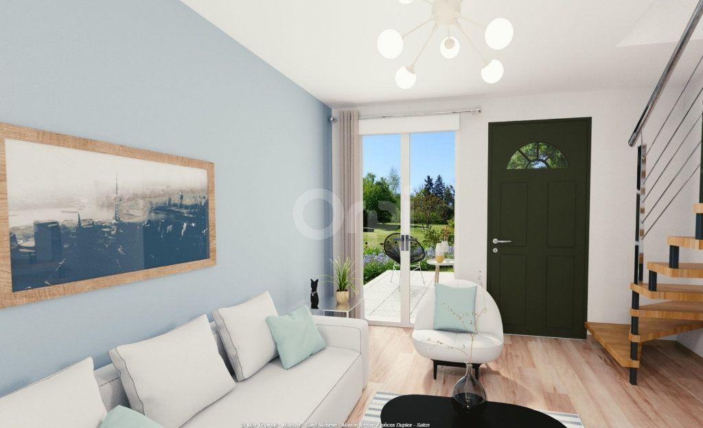 Maison à vendre 4 75.91m2 à Saint-Maximin vignette-2