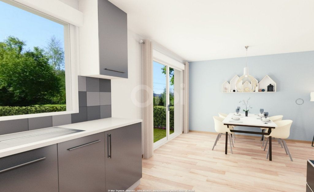 Maison à vendre 4 75.91m2 à Saint-Maximin vignette-3