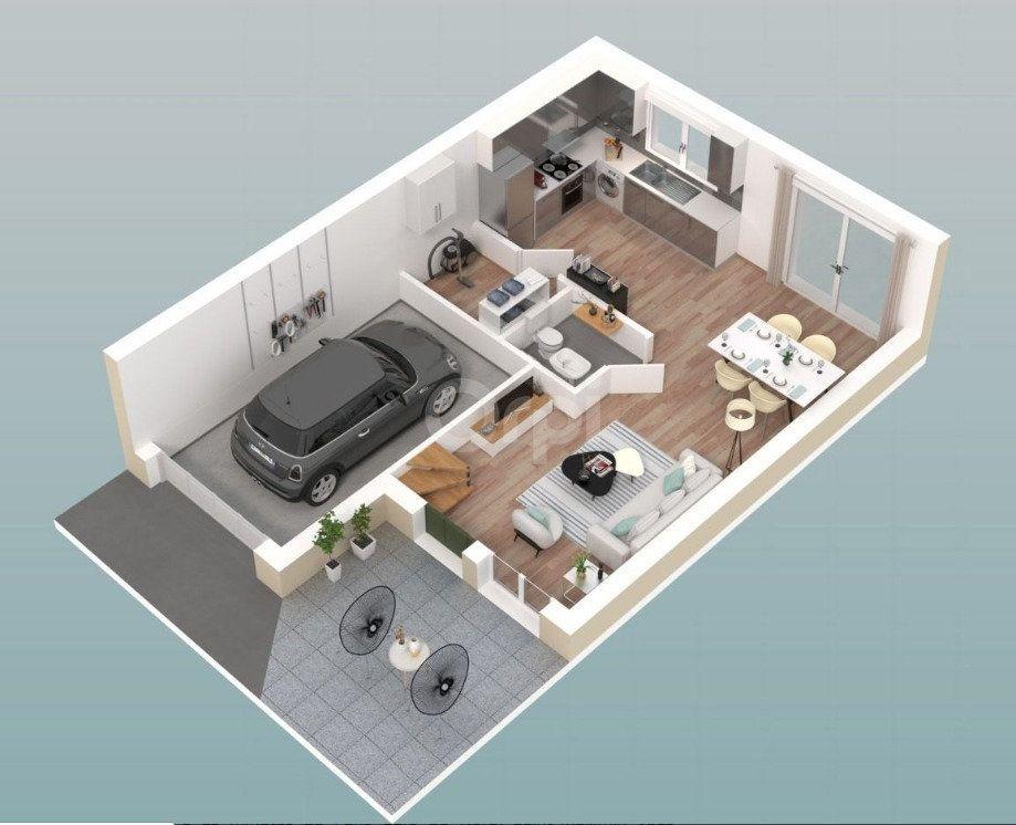 Maison à vendre 4 75.91m2 à Saint-Maximin vignette-5