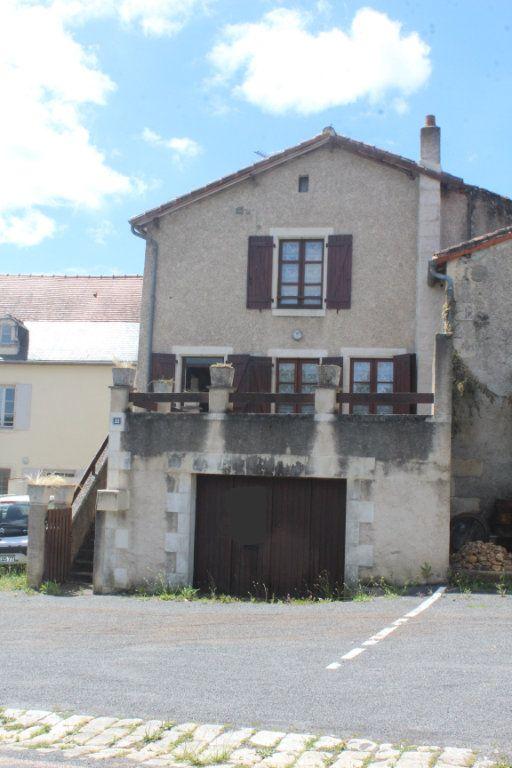 Maison à vendre 3 69m2 à Antigny vignette-1