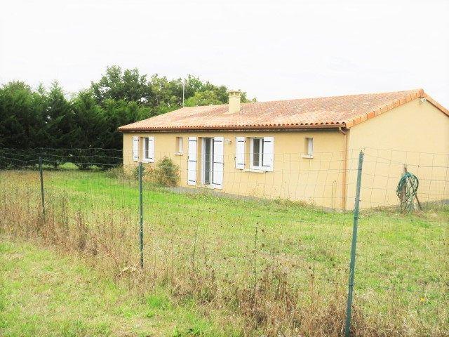Maison à vendre 4 90m2 à La Puye vignette-1