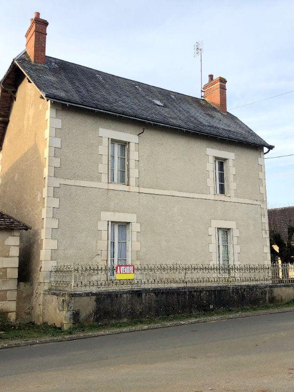 Maison à vendre 5 102m2 à Concremiers vignette-1