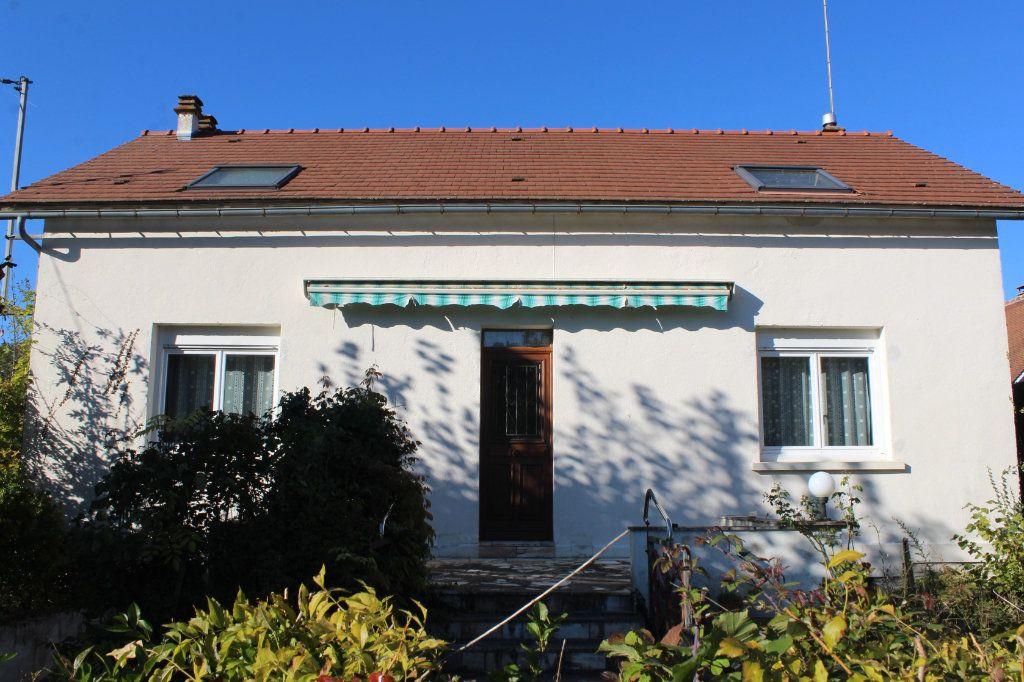 Maison à vendre 6 116m2 à Le Blanc vignette-1
