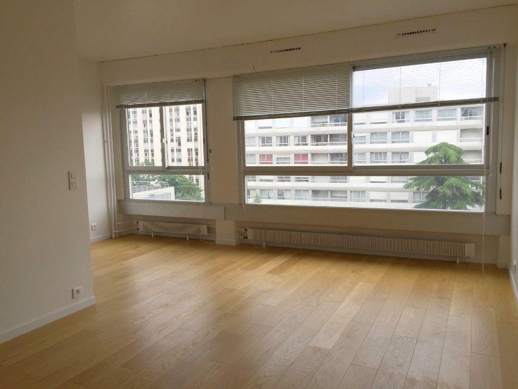 Appartement à louer 1 34.03m2 à Paris 15 vignette-1