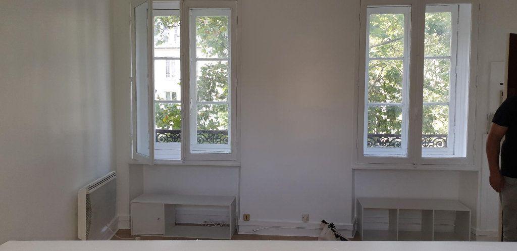 Appartement à louer 1 23.71m2 à Boulogne-Billancourt vignette-3
