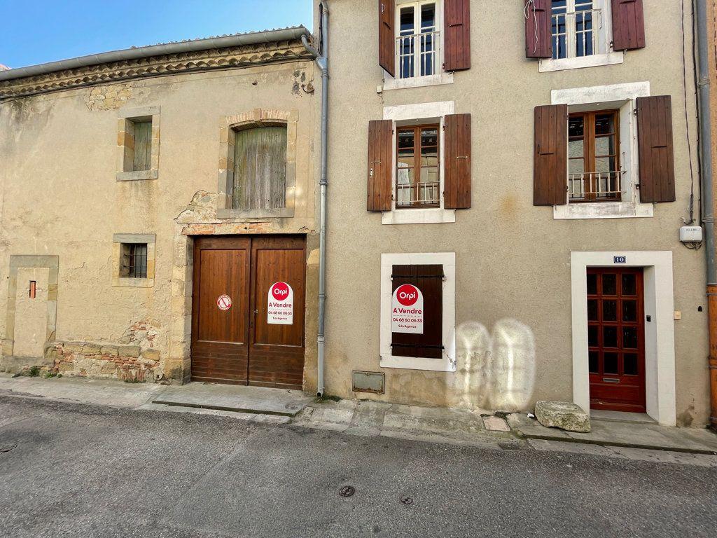 Maison à vendre 5 140m2 à Villasavary vignette-3