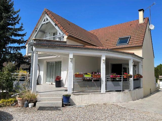 Maison à vendre 7 155m2 à Dammarie-les-Lys vignette-1