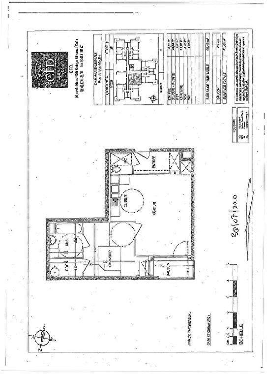 Appartement à vendre 2 46.93m2 à Melun vignette-12