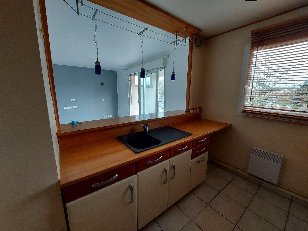 Appartement à louer 2 44.87m2 à Dammarie-les-Lys vignette-2