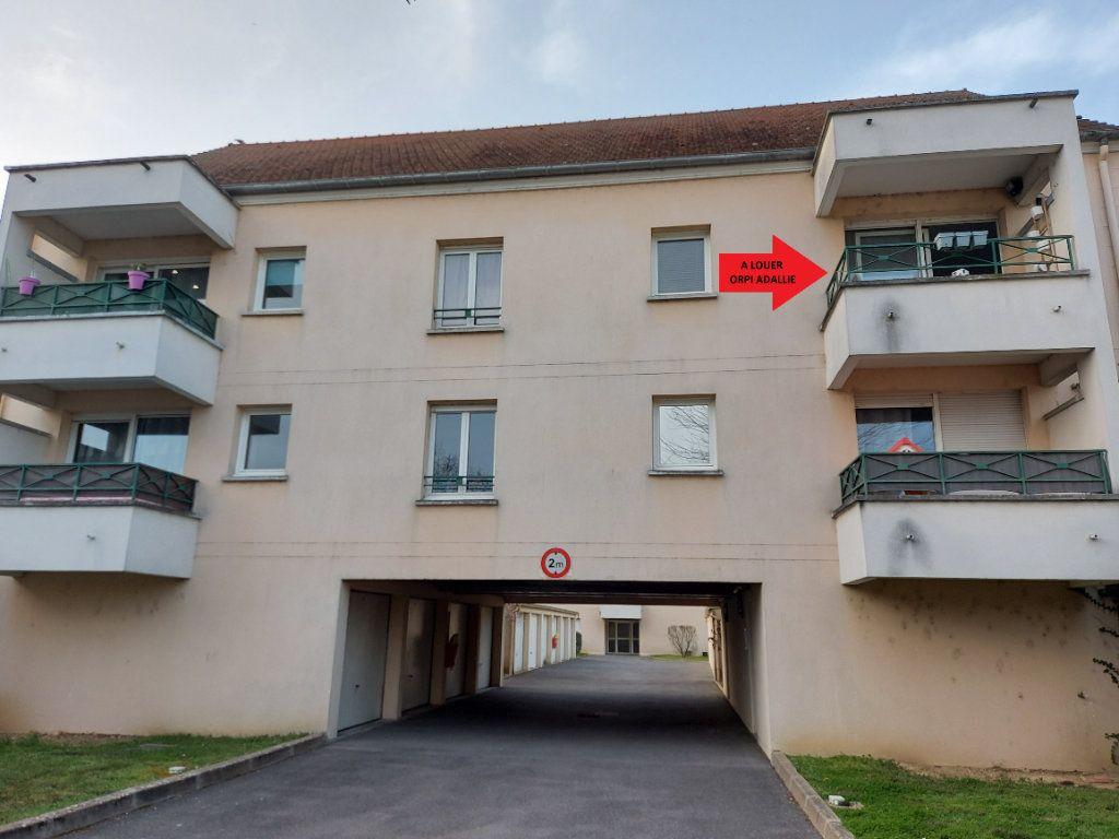 Appartement à louer 2 44.87m2 à Dammarie-les-Lys vignette-9
