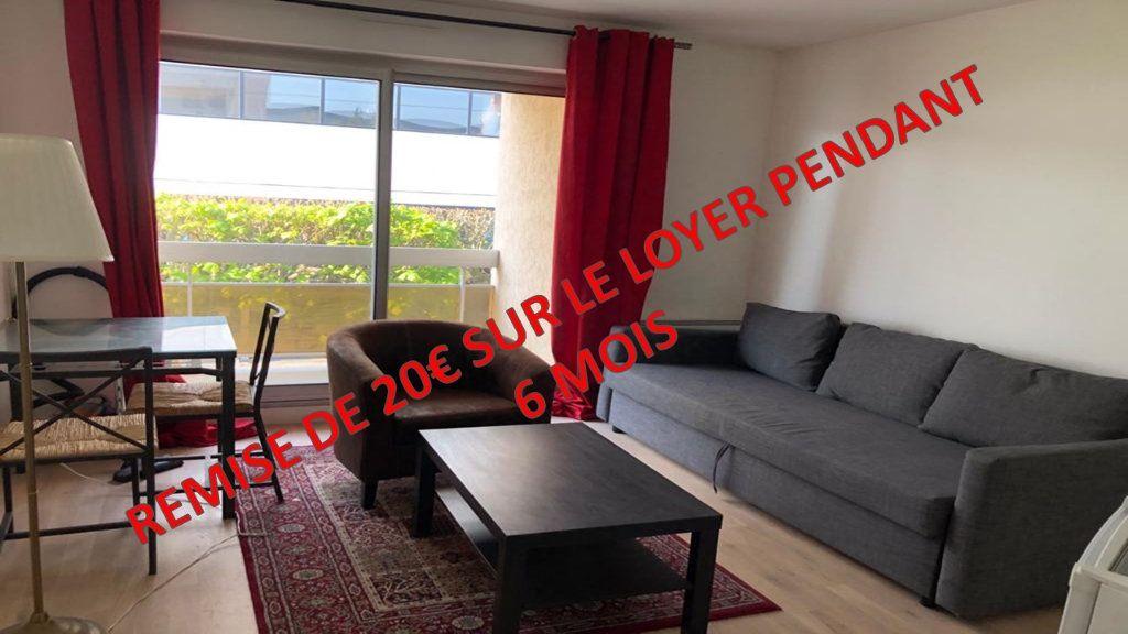 Appartement à louer 1 17.5m2 à Melun vignette-1