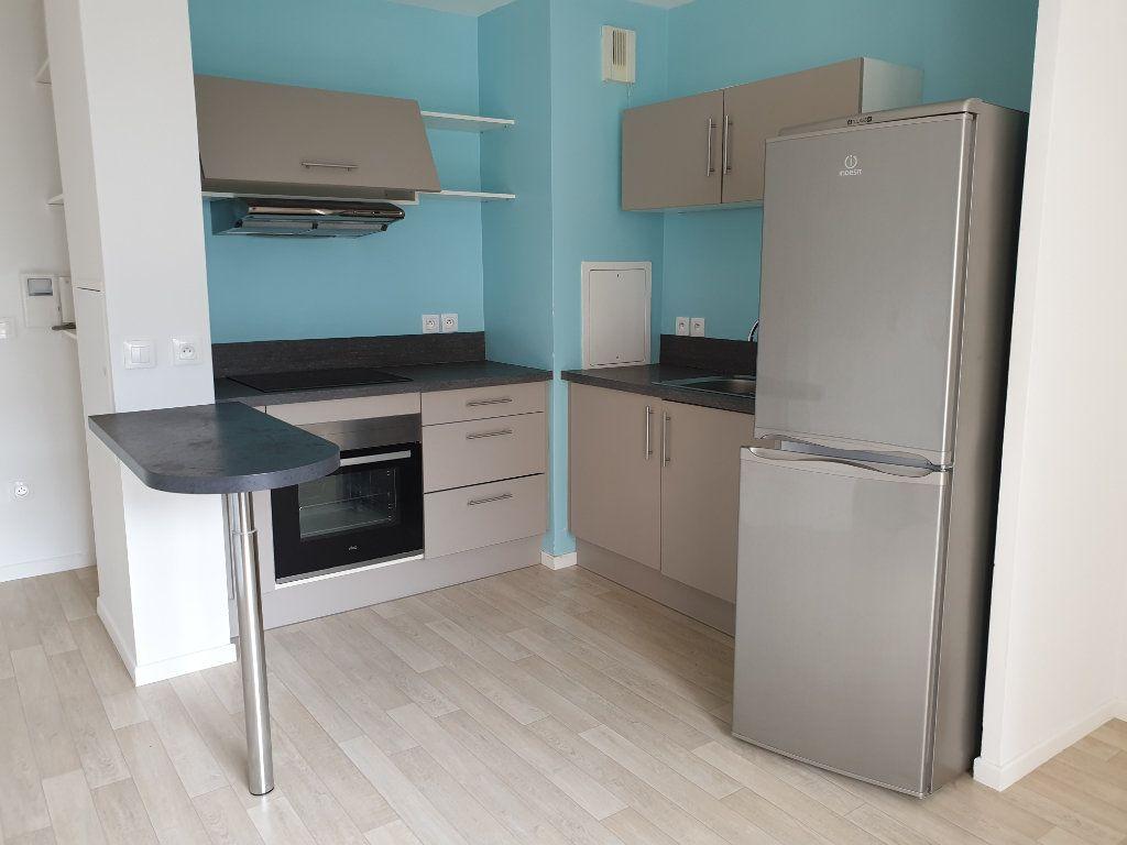 Appartement à louer 2 38.61m2 à Dammarie-les-Lys vignette-1