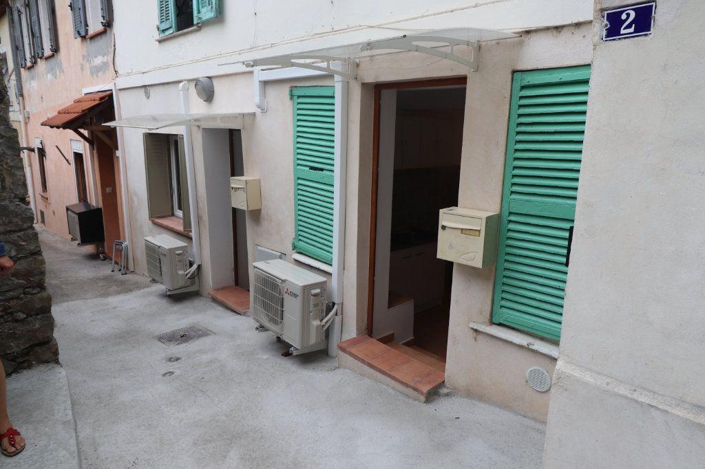 Appartement à louer 1 19.6m2 à Drap vignette-2