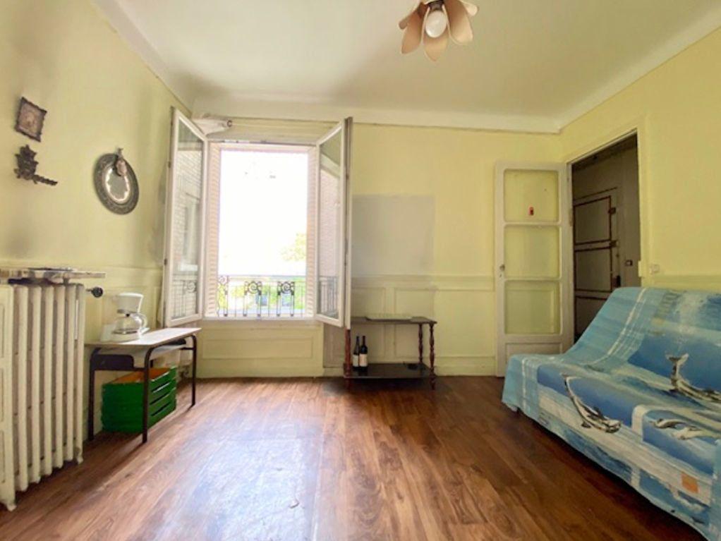 Appartement à vendre 2 45m2 à Paris 20 vignette-3