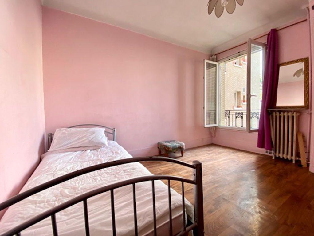Appartement à vendre 2 45m2 à Paris 20 vignette-4
