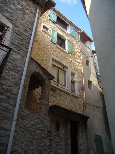 Appartement à louer 1 26.35m2 à Saint-Ambroix vignette-1