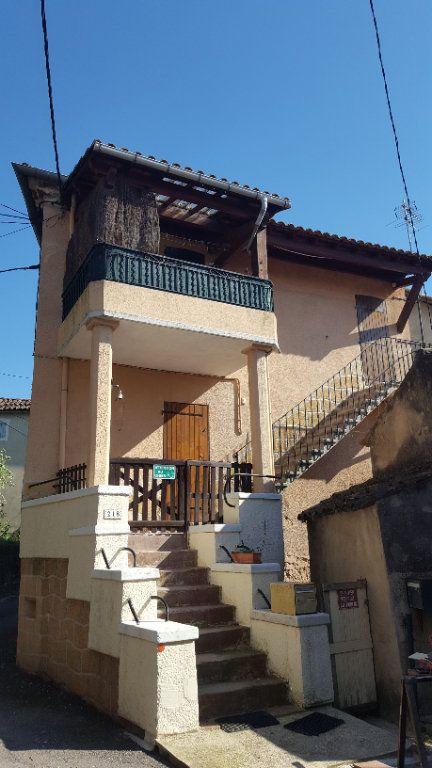 Maison à louer 2 36.89m2 à Gagnières vignette-1