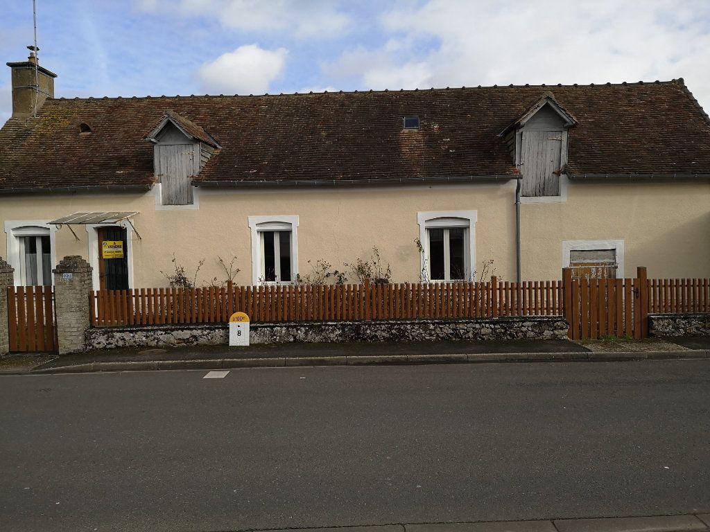 Maison à vendre 3 57m2 à Saint-Ouen-de-Mimbré vignette-1