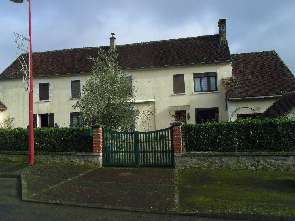 Maison à vendre 4 143m2 à Neufchâtel-en-Saosnois vignette-1