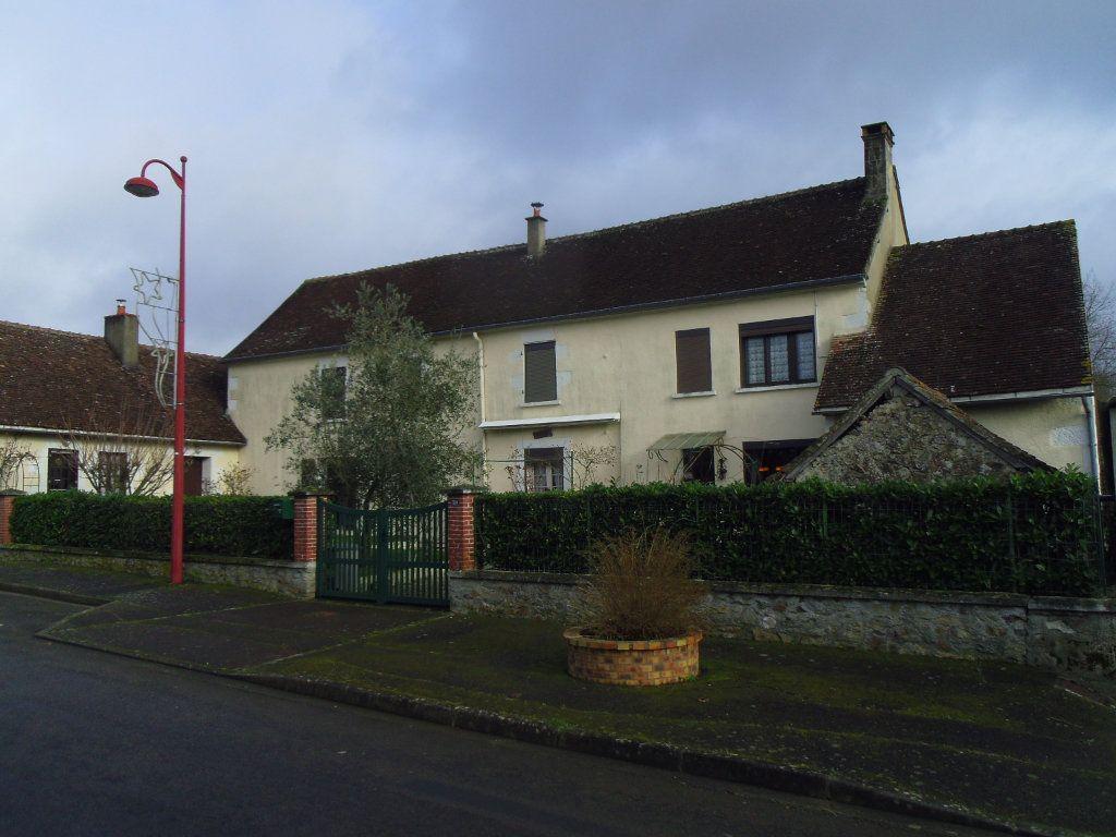 Maison à vendre 4 143m2 à Neufchâtel-en-Saosnois vignette-2