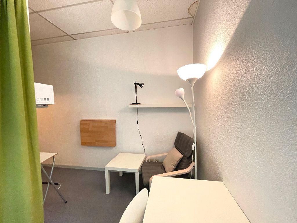 Appartement à louer 1 16.2m2 à Nancy vignette-2