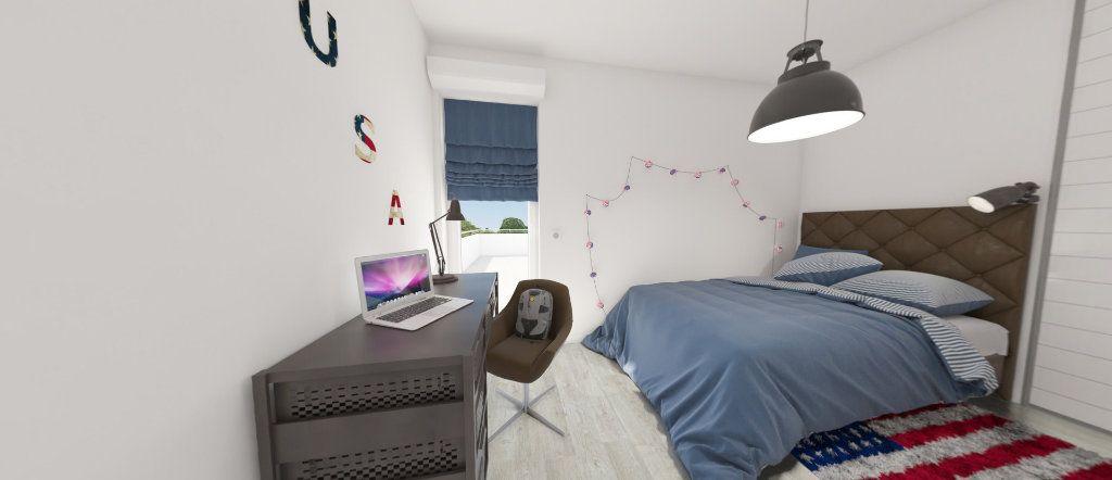 Appartement à louer 2 41.6m2 à Saint-Max vignette-2