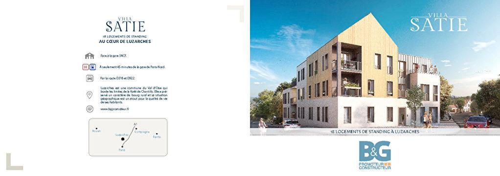Appartement à vendre 3 77.51m2 à Luzarches vignette-2
