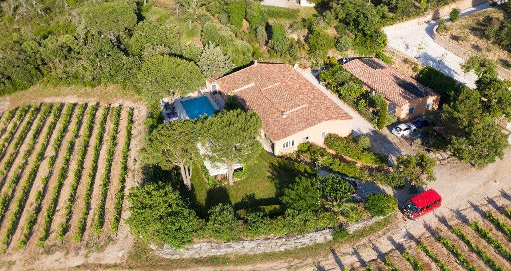 Maison à vendre 11 380m2 à Le Plan-de-la-Tour vignette-1