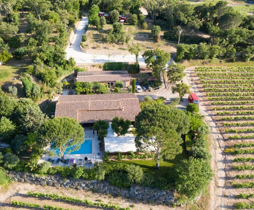 Maison à vendre 11 380m2 à Le Plan-de-la-Tour vignette-2