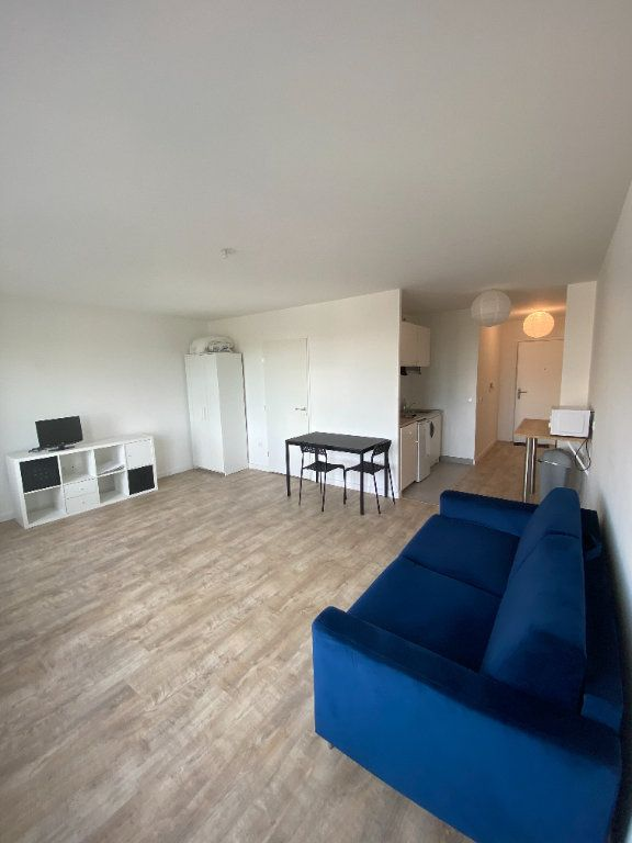 Appartement à louer 1 33.84m2 à Romainville vignette-1