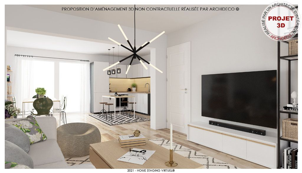 Maison à vendre 9 190m2 à Vigneux-sur-Seine vignette-2