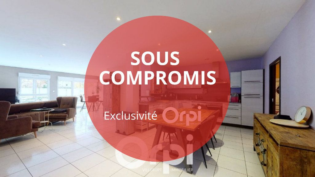 Appartement à vendre 4 120m2 à Villerupt vignette-1