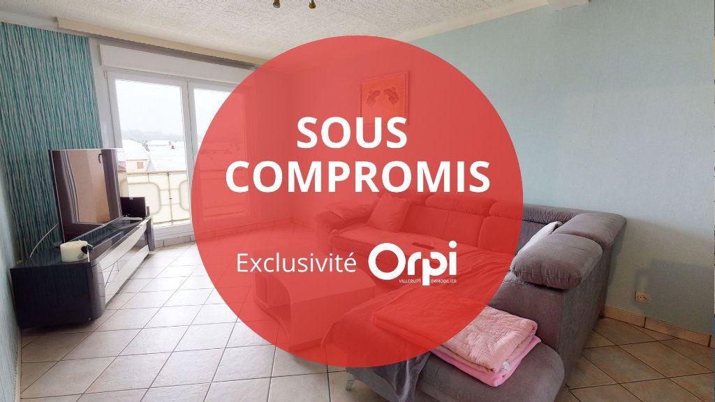 Appartement à vendre 2 58m2 à Villerupt vignette-1