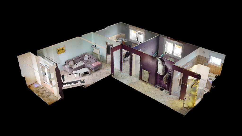 Appartement à vendre 2 58m2 à Villerupt vignette-5