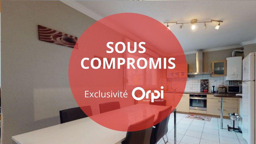 Appartement à vendre 3 80m2 à Villerupt vignette-1