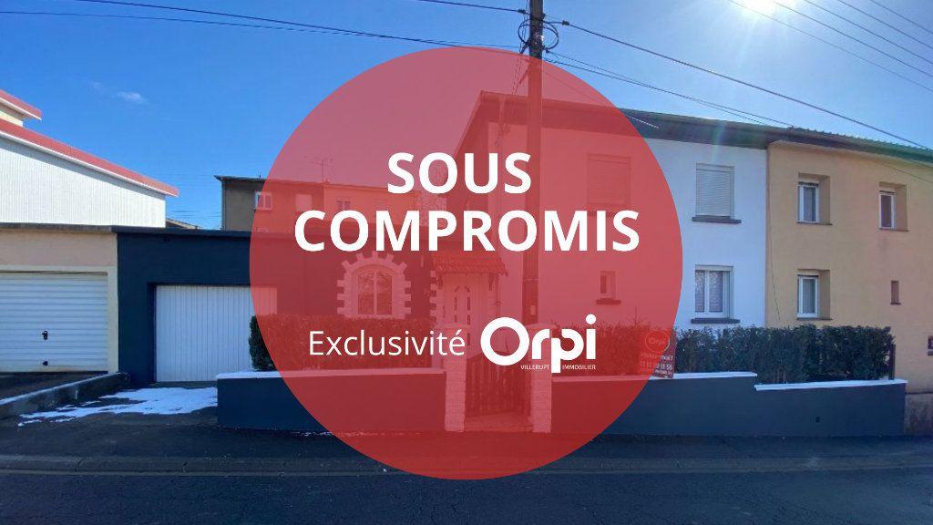 Maison à vendre 5 90m2 à Villerupt vignette-1