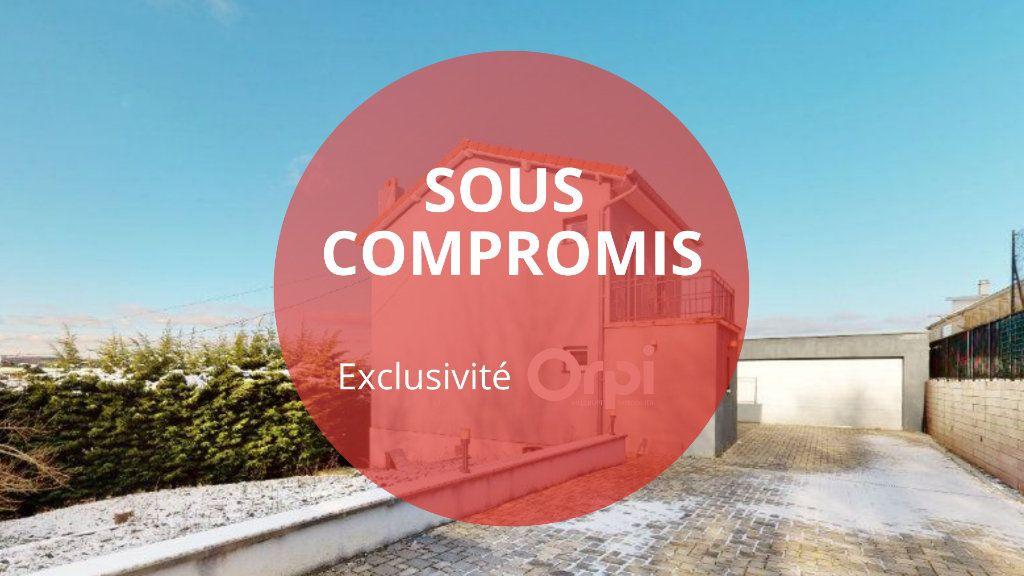 Maison à vendre 6 110m2 à Villerupt vignette-1
