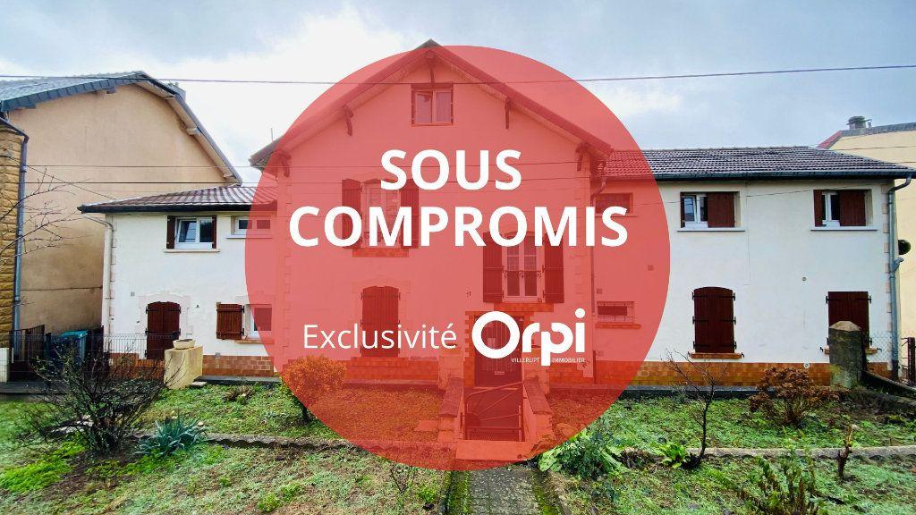 Immeuble à vendre 0 385m2 à Mont-Saint-Martin vignette-1