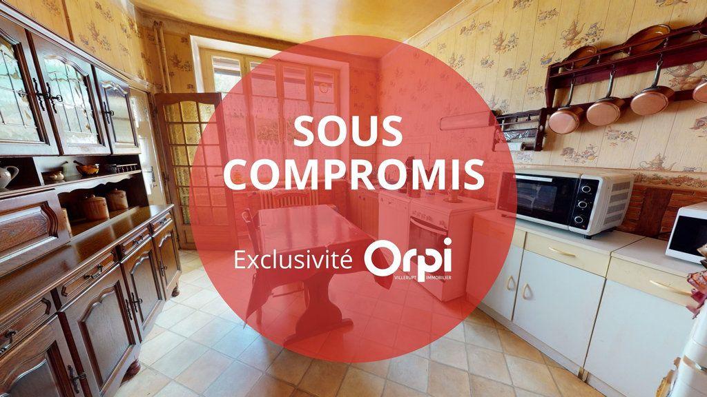 Maison à vendre 4 80m2 à Villerupt vignette-1