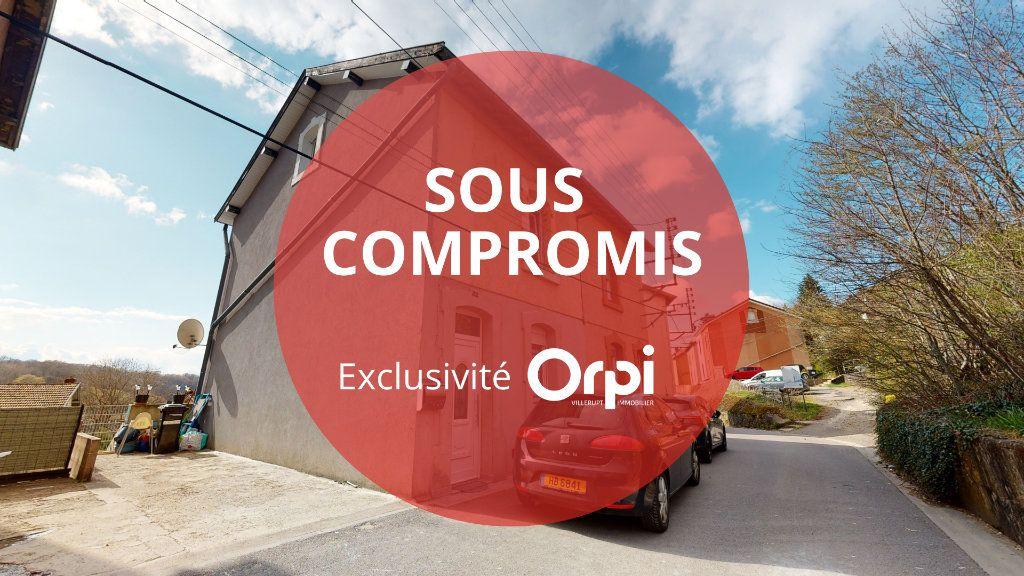 Maison à vendre 4 70m2 à Villerupt vignette-1