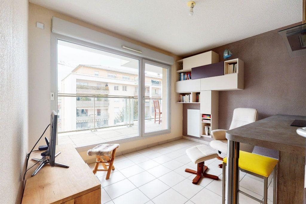 Appartement à vendre 2 37m2 à Villeurbanne vignette-1