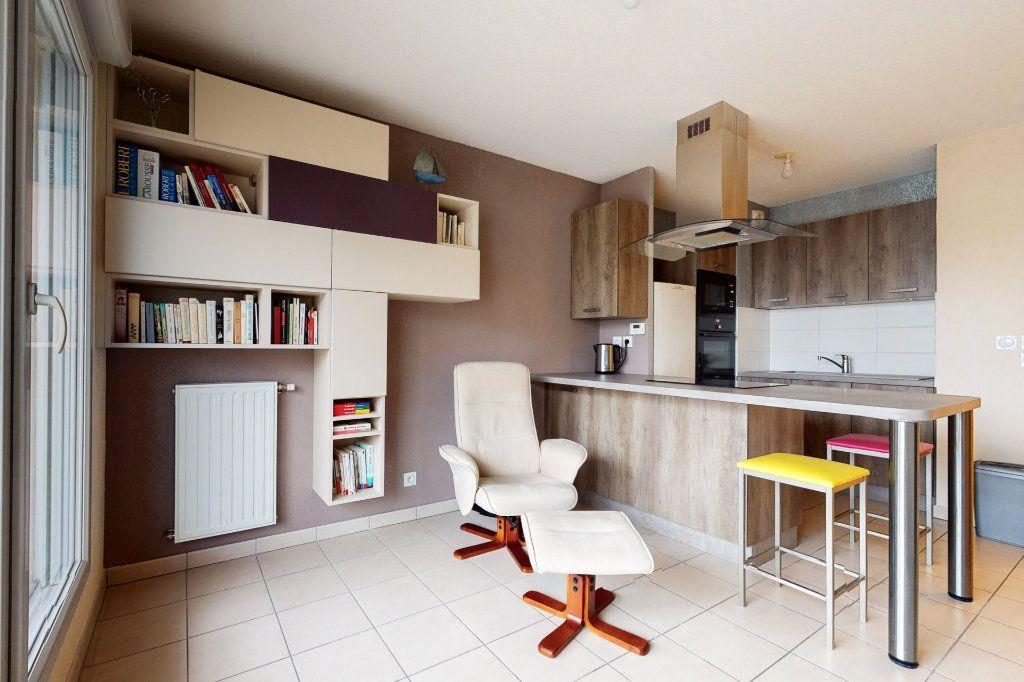 Appartement à vendre 2 37m2 à Villeurbanne vignette-3