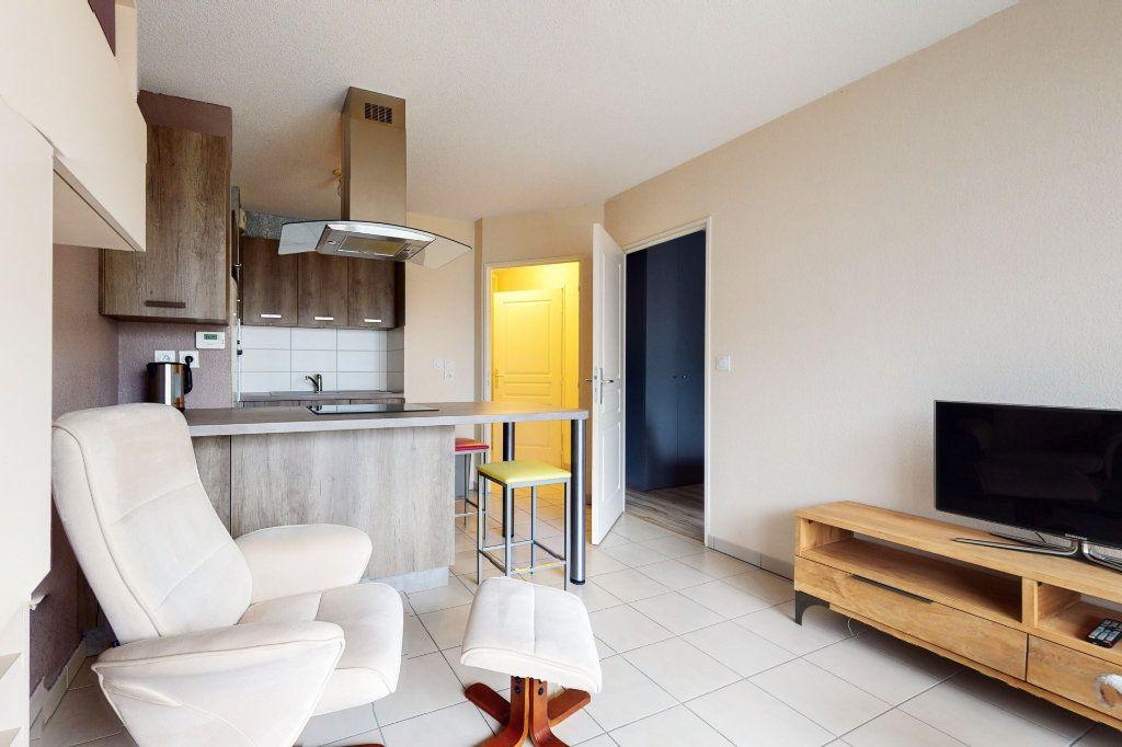Appartement à vendre 2 37m2 à Villeurbanne vignette-4