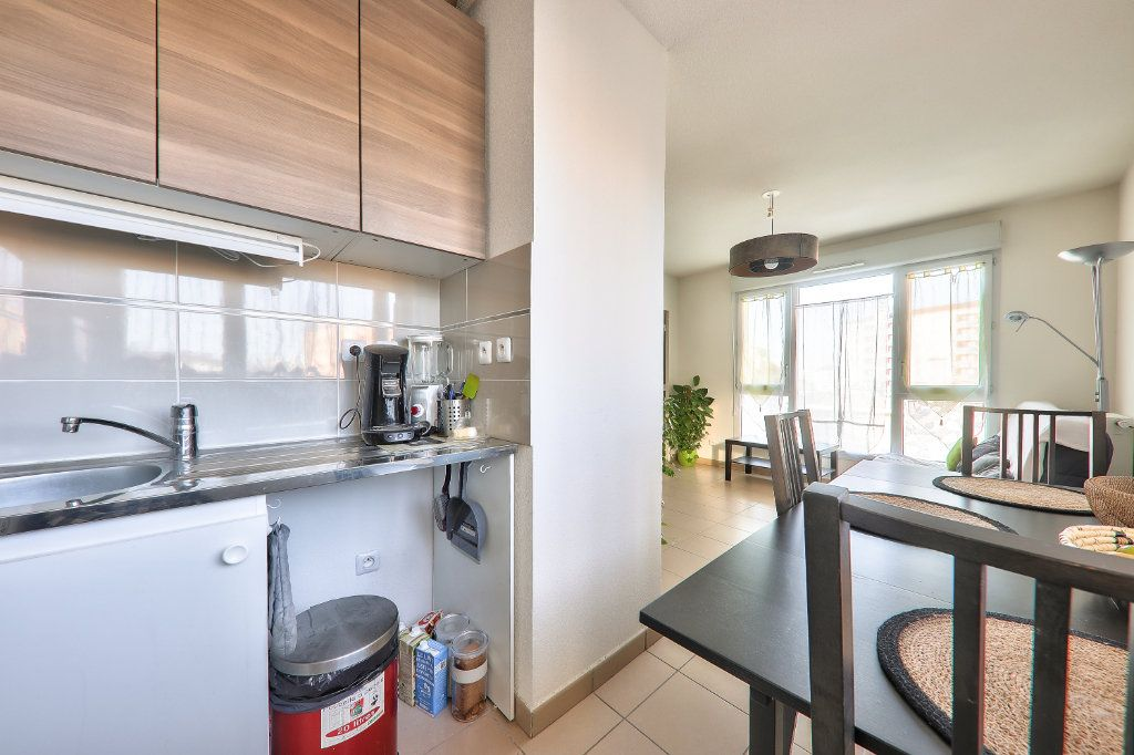 Appartement à vendre 2 38m2 à Villeurbanne vignette-3