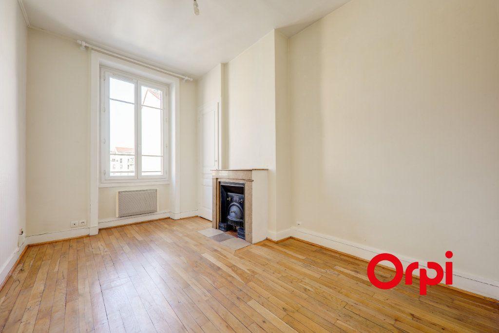 Appartement à vendre 2 42m2 à Villeurbanne vignette-1