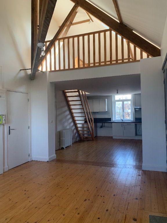 Appartement à louer 2 46m2 à Faches-Thumesnil vignette-1