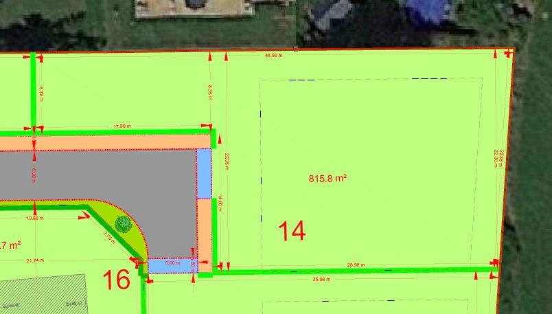 Terrain à vendre 0 815.8m2 à Bersée vignette-1