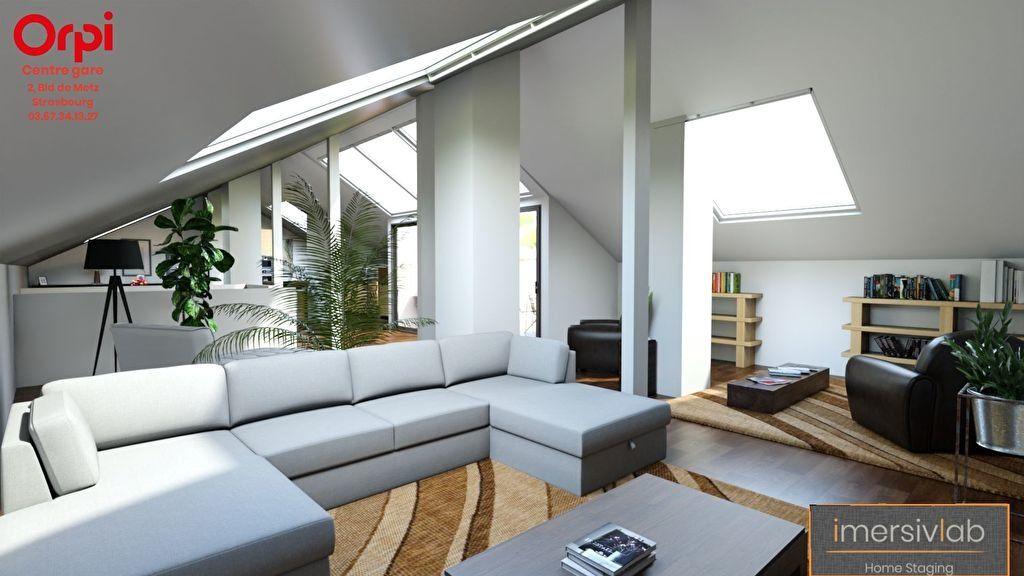 Appartement à vendre 7 126.2m2 à Strasbourg vignette-1