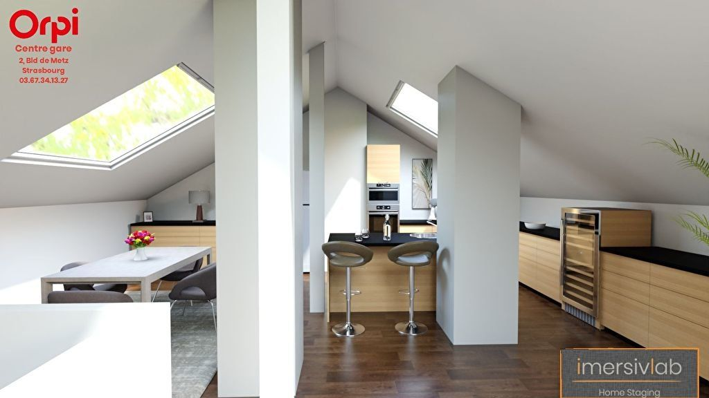 Appartement à vendre 7 126.2m2 à Strasbourg vignette-7
