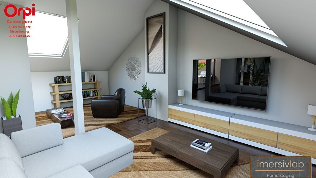 Appartement à vendre 7 126.2m2 à Strasbourg vignette-9